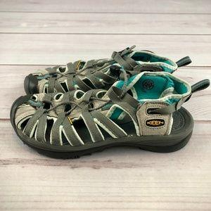Keen Whisper Sandals Size 8.5 (#250)